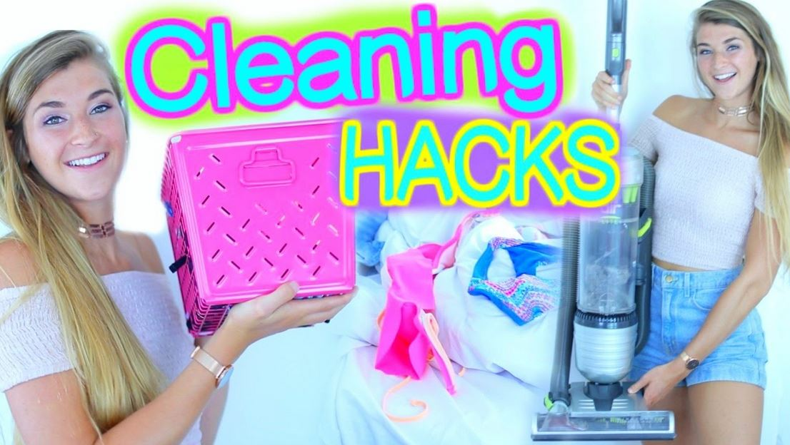 Find Out Room Cleaning Hacks