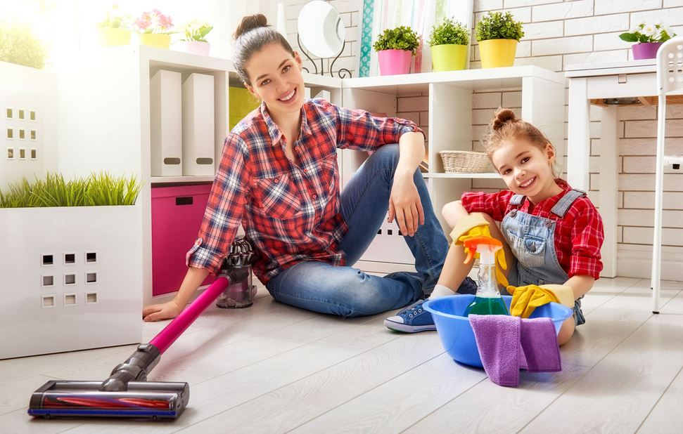 Room Cleaning Tips