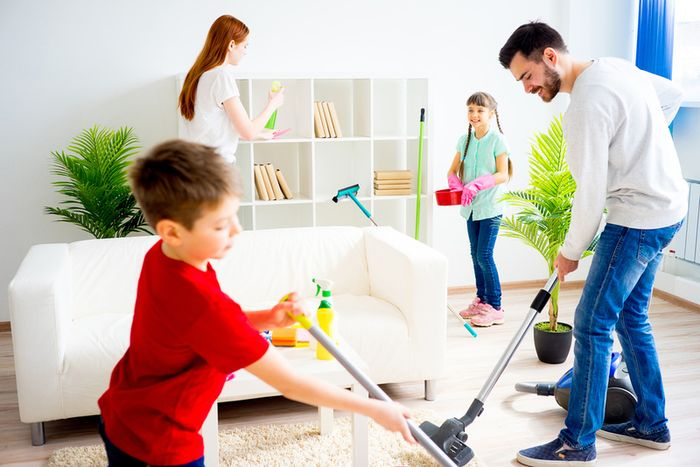How to Do Room Cleaning in Simple and Efficient Steps